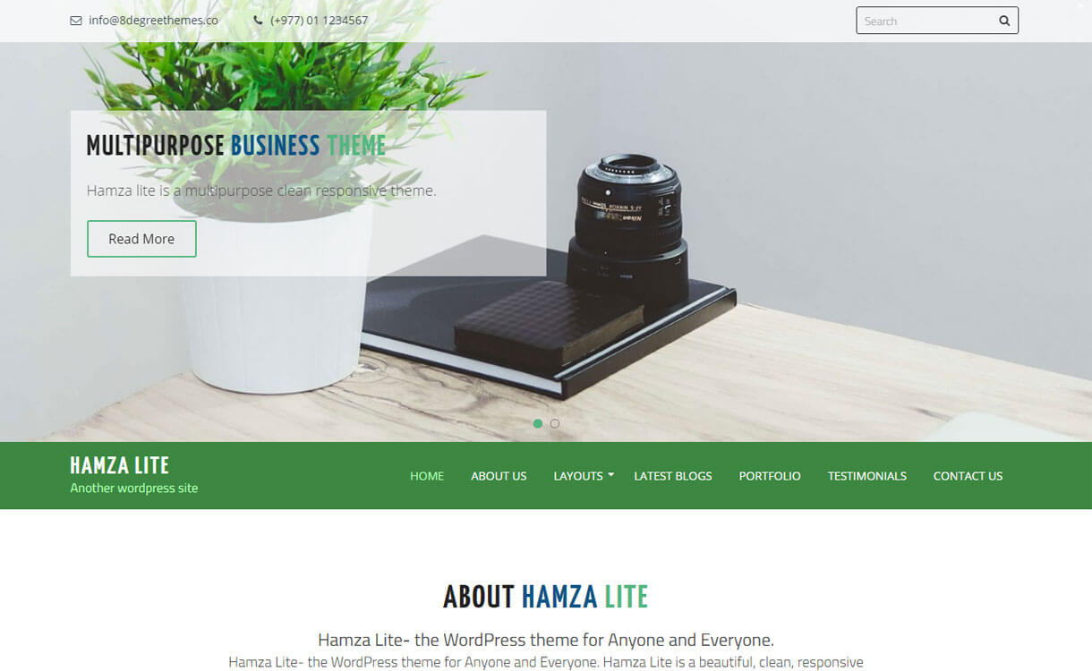 hamza-lite-free-WordPress-theme