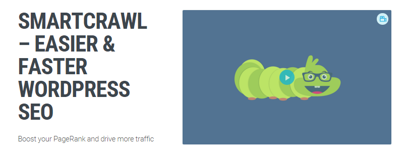 SmartCrawl - 27+ Best Free Premium WordPress SEO Plugins 2019