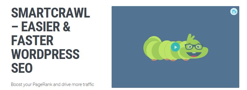 SmartCrawl - 27+ Best Free Premium WordPress SEO Plugins 2020