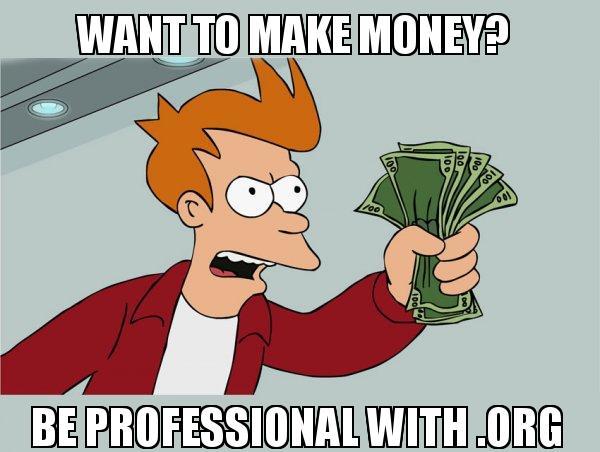 make money - The WordPress War - WordPress.com Vs WordPress.org