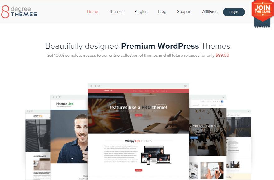 8 Degree-customization-theme-for-WordPress