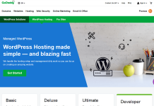 GoDaddy - Reliable WordPress Hosting Providers