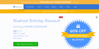 Bluehost - Best Web WordPress Hosting Providers