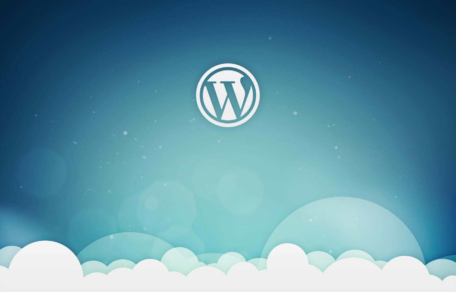 Wordpress Wallpaper 4 - WordPress WallPapers