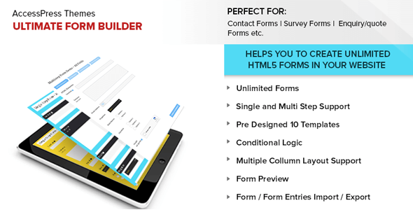 Ultimate-form-builder-pro-plugin