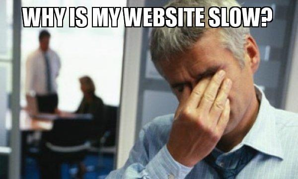 why is my site slow - How to Speed Up Your WordPress site - Optimization Tips