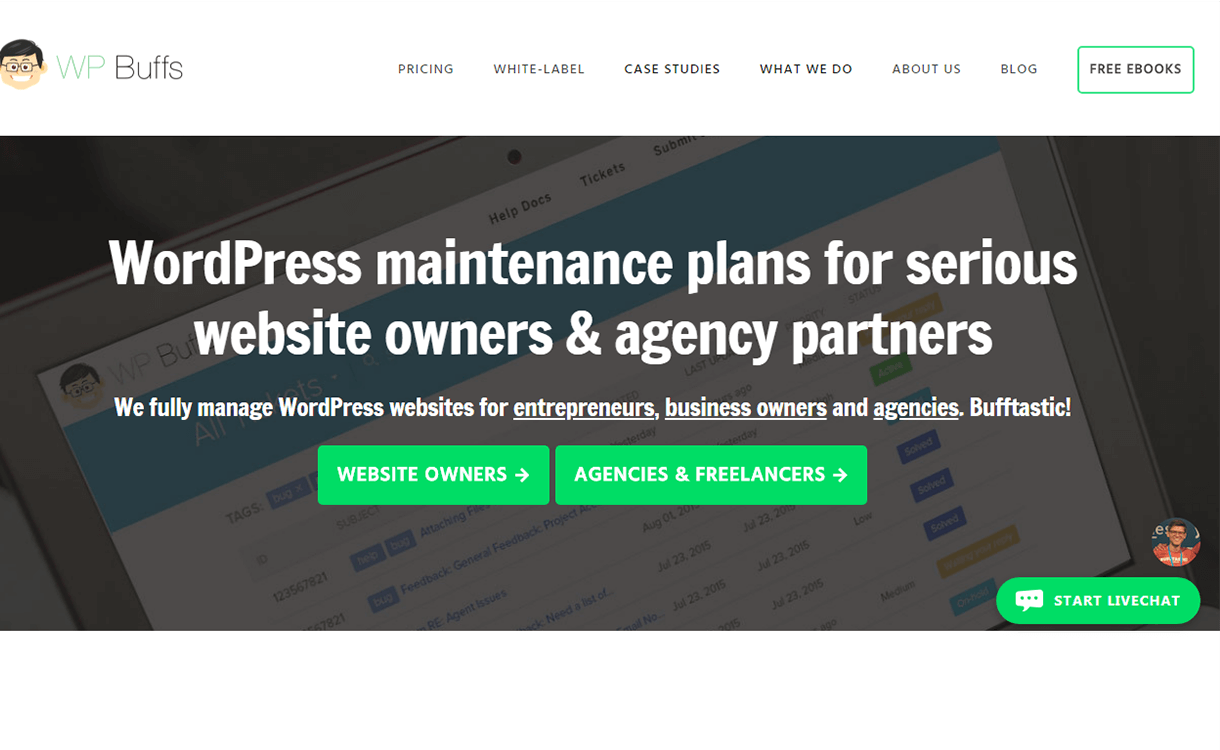 25% Off in WordPress Support Service by WPBuffs