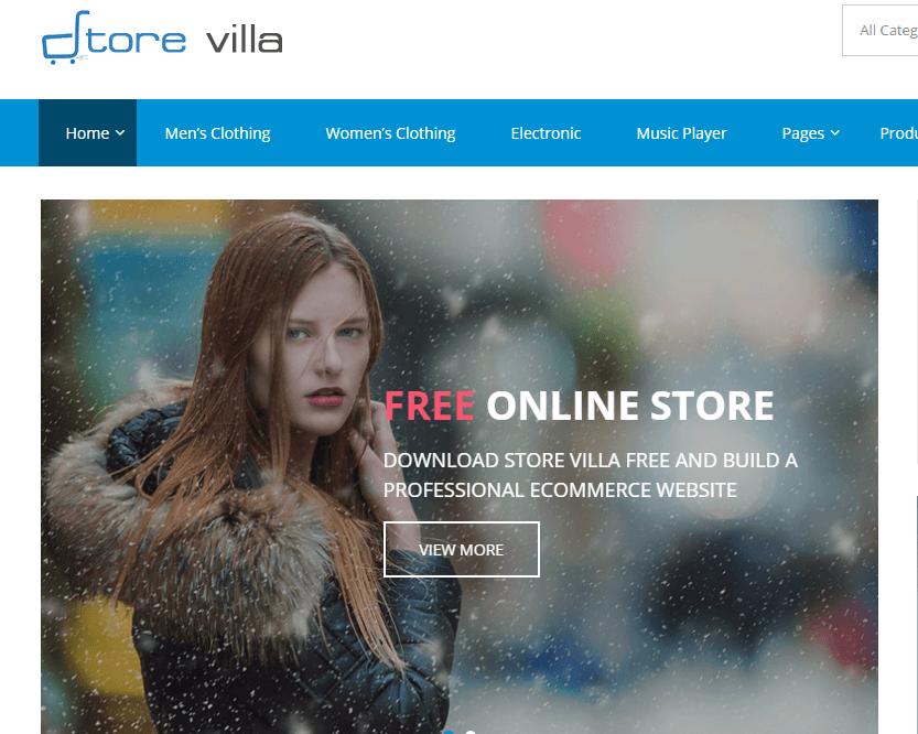 storevilla - 11+ Best Free WordPress Themes June 2016 - WPAll Club