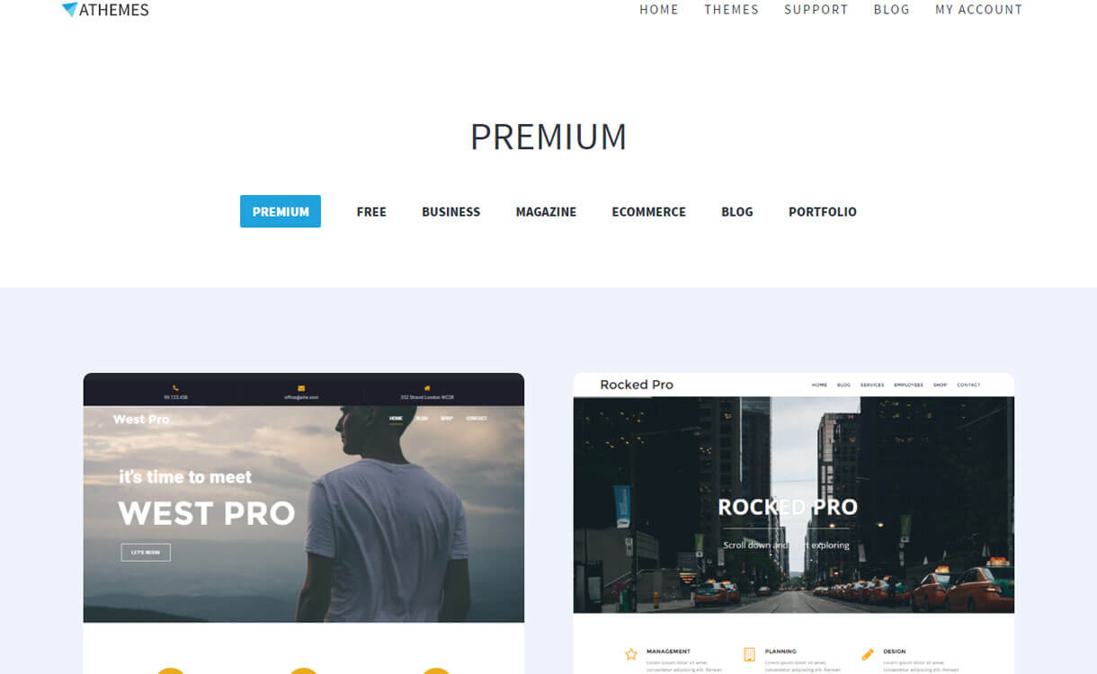 athemes-WordPress-theme-store