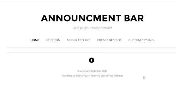 Announcement-bar