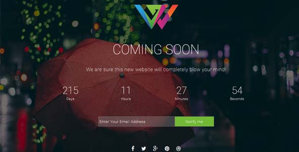 Coming Soon - Premium WordPress Plugin