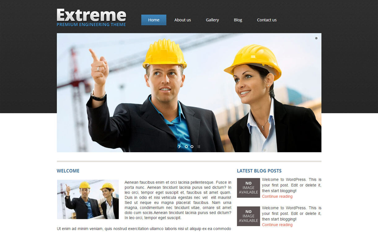 extreme-Premium-WordPress-theme