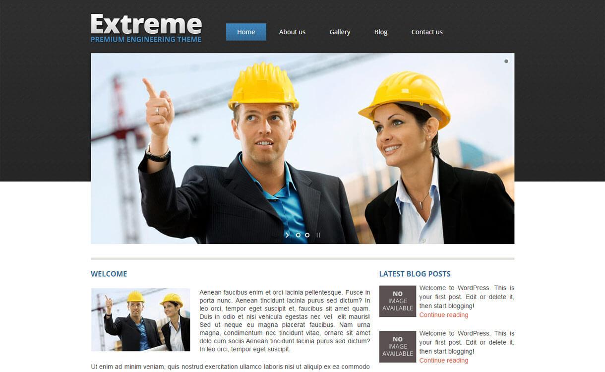 extreme-Premium-WordPress-theme