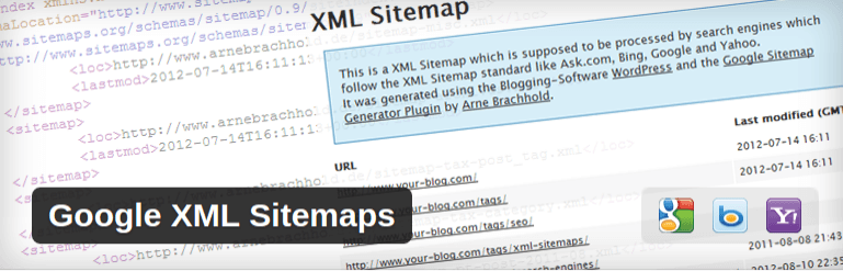 Google XML Sitemaps - 15+ Must Have WordPress Plugins for Business Websites in 2019