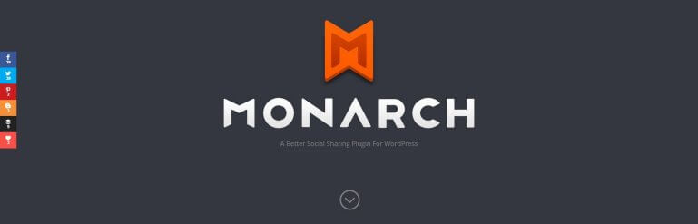 Monarch - 15+ Must Have WordPress Plugins for Business Websites in 2019