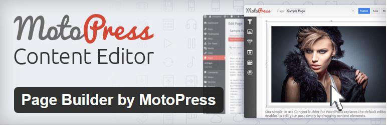Moto-press-content-editor