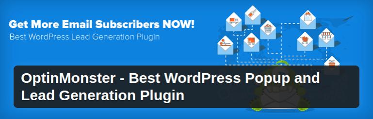 OptinMonster - 15+ Must Have WordPress Plugins for Business Websites in 2020