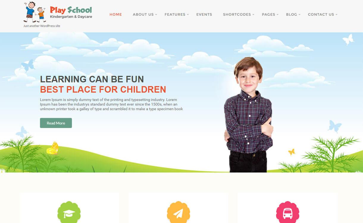 playschool-Premium-WordPress-theme