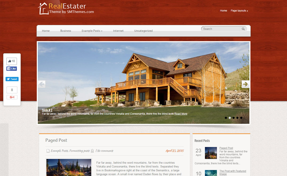 realestater-Premium-WordPress-theme