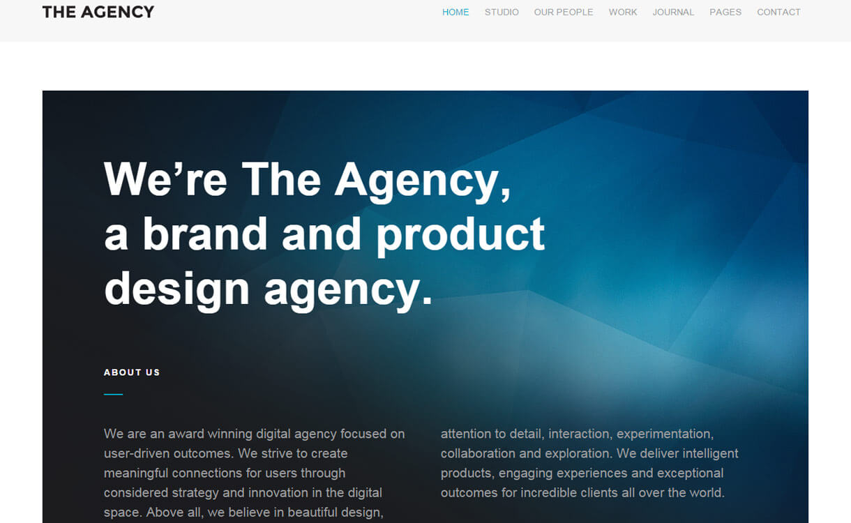 the-agency-Premium-WordPress-theme