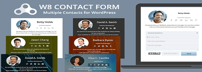 W8 Contact Form