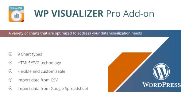 WP Visualizer - Premium WordPress Charts and Graphs Plugin
