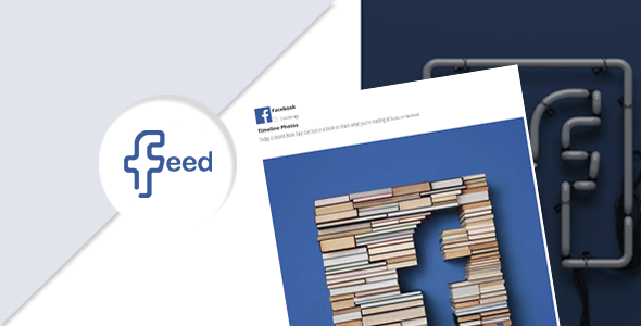 WordPress facebook Feed
