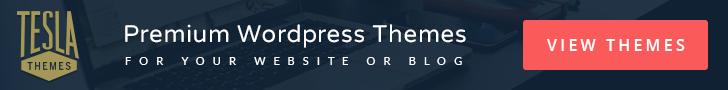Tesla WordPress Themes
