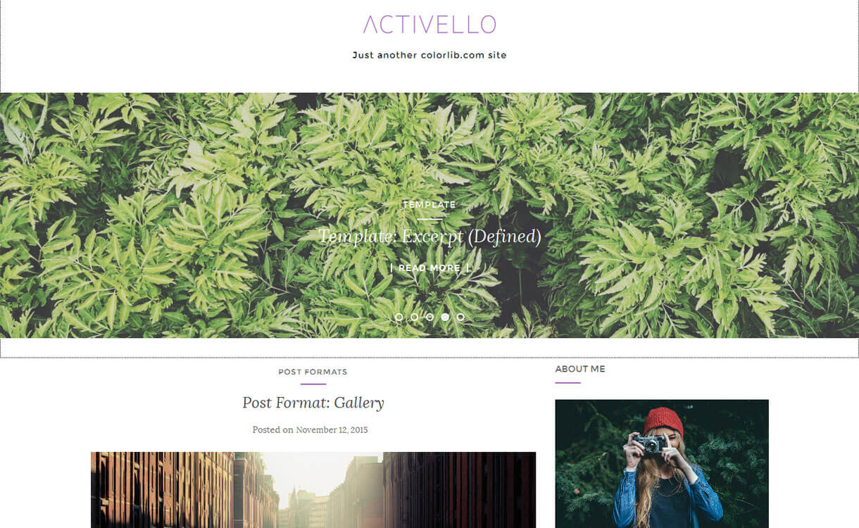 activello-free-wordpress-theme