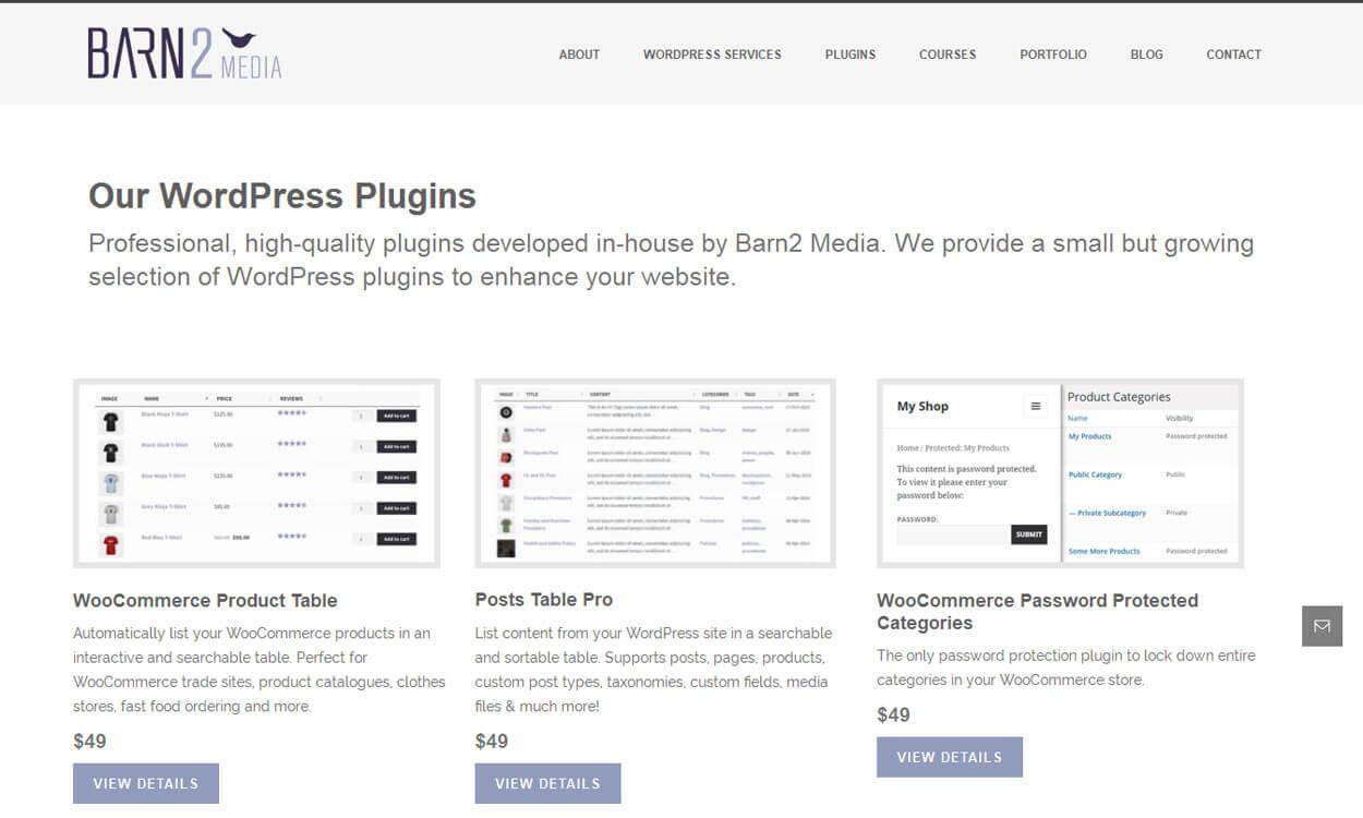 Barn2 Media - Black Friday Deals & Discounts for WordPress Themes, Plugins 2016