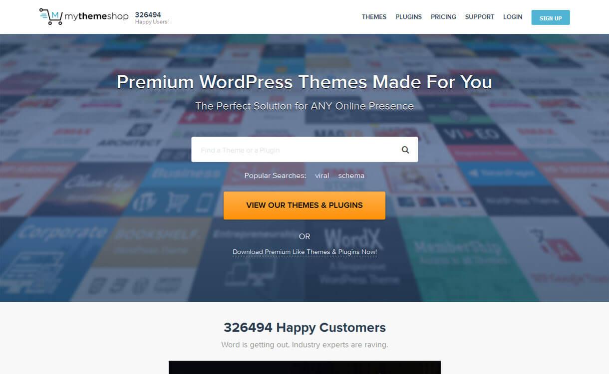 MyTheme Shop - Black Friday Deals & Discounts for WordPress Themes, Plugins 2016
