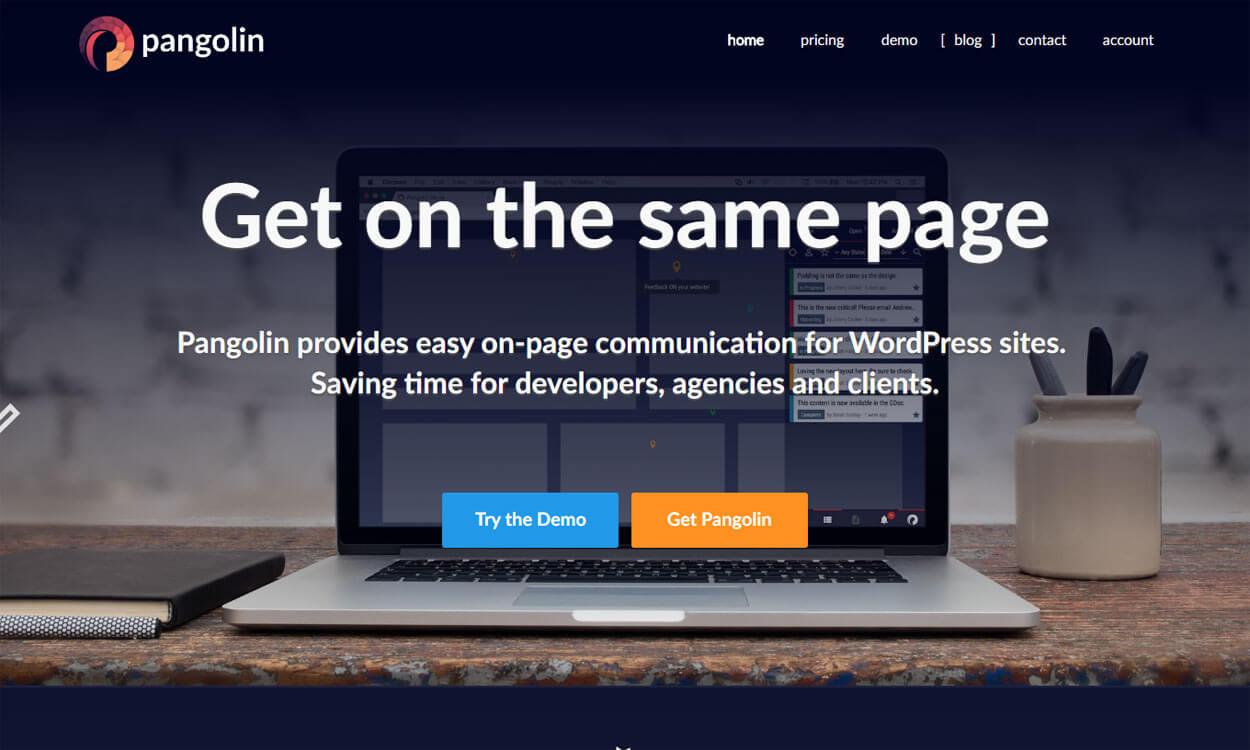 Pangolin - Black Friday Deals & Discounts for WordPress Themes, Plugins 2016