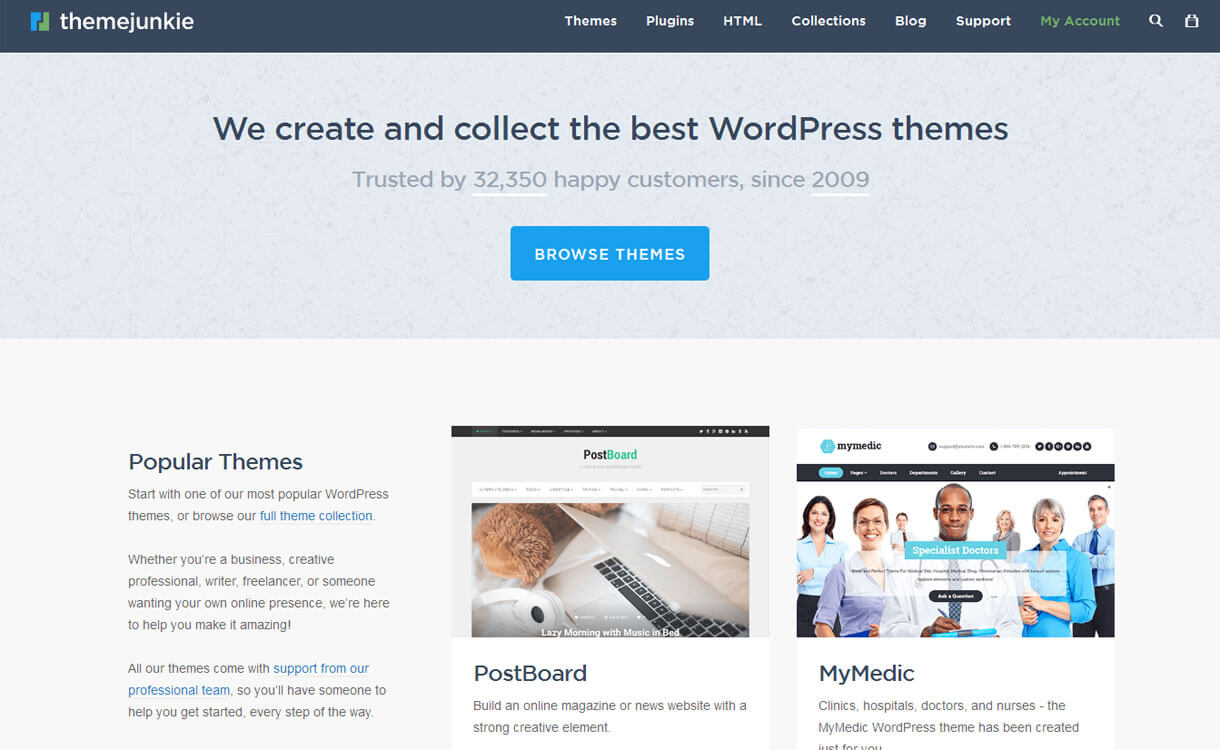 Theme Junkie - Black Friday Deals & Discounts for WordPress Themes, Plugins 2016