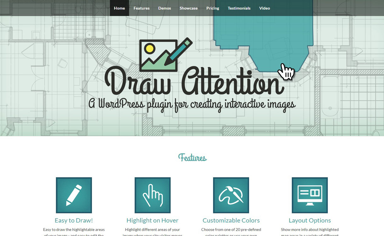 draw attention pro - Black Friday Deals & Discounts for WordPress Themes, Plugins 2016