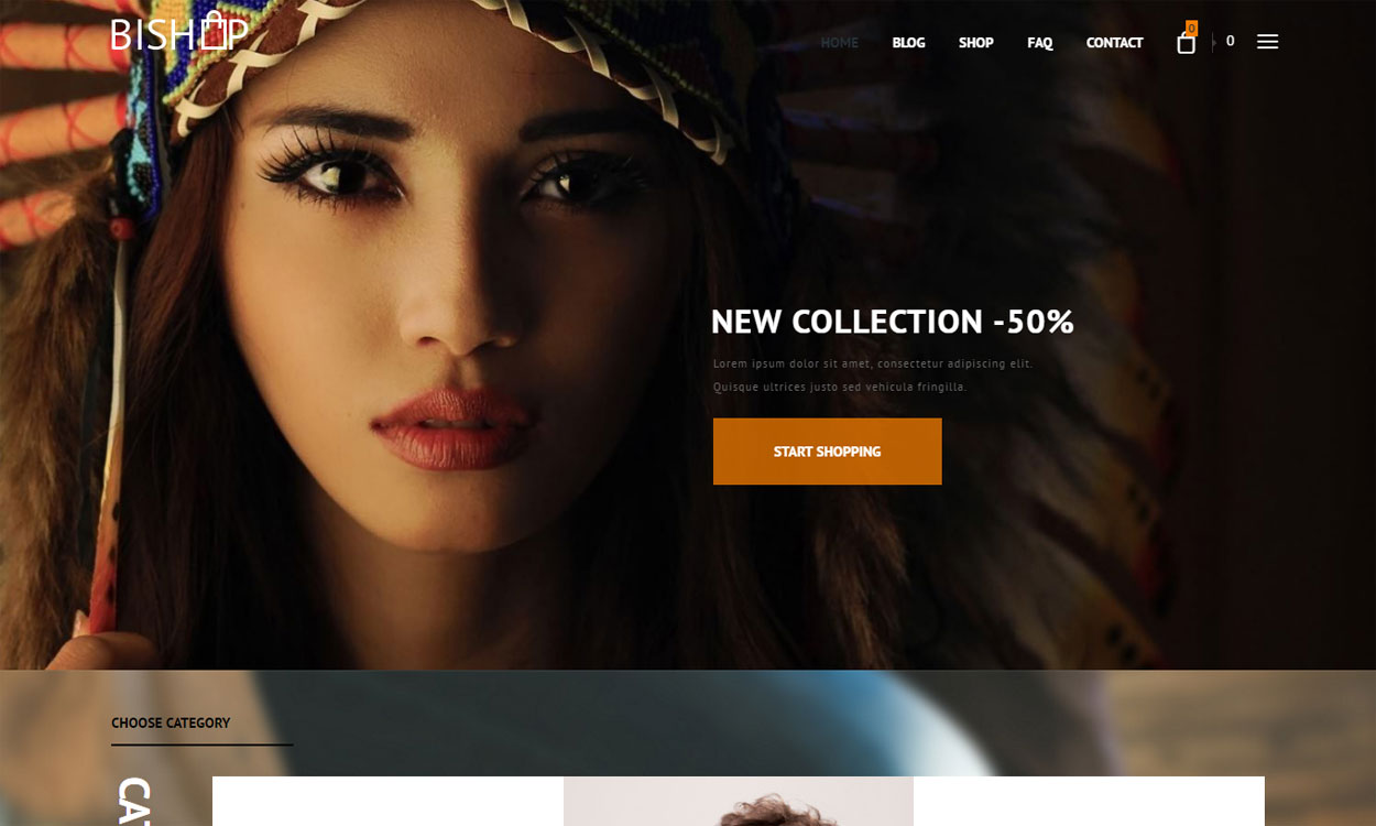 BiShop - Premium WooCommerce WordPress Theme