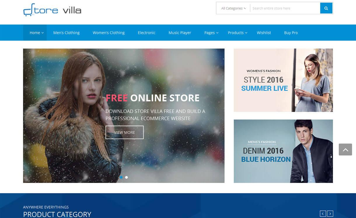 storevilla-free-wordpress-ecommerce-theme