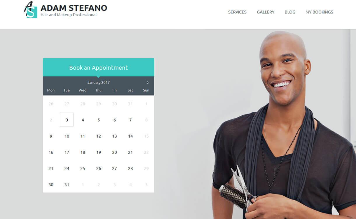 Entreprenure - 15+ Best Free Responsive WordPress Business Themes 2019