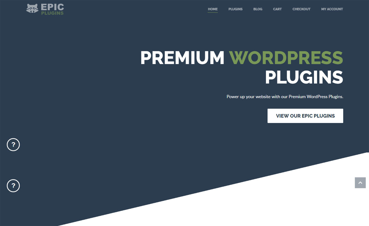 Epic Plugin - Best WordPress Plugin Store