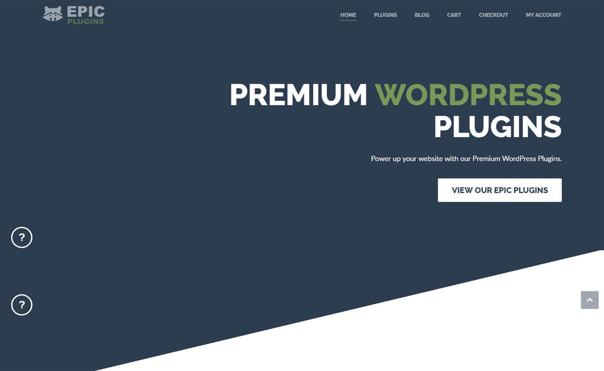 Epic Plugin - Best WordPress Plugin Store