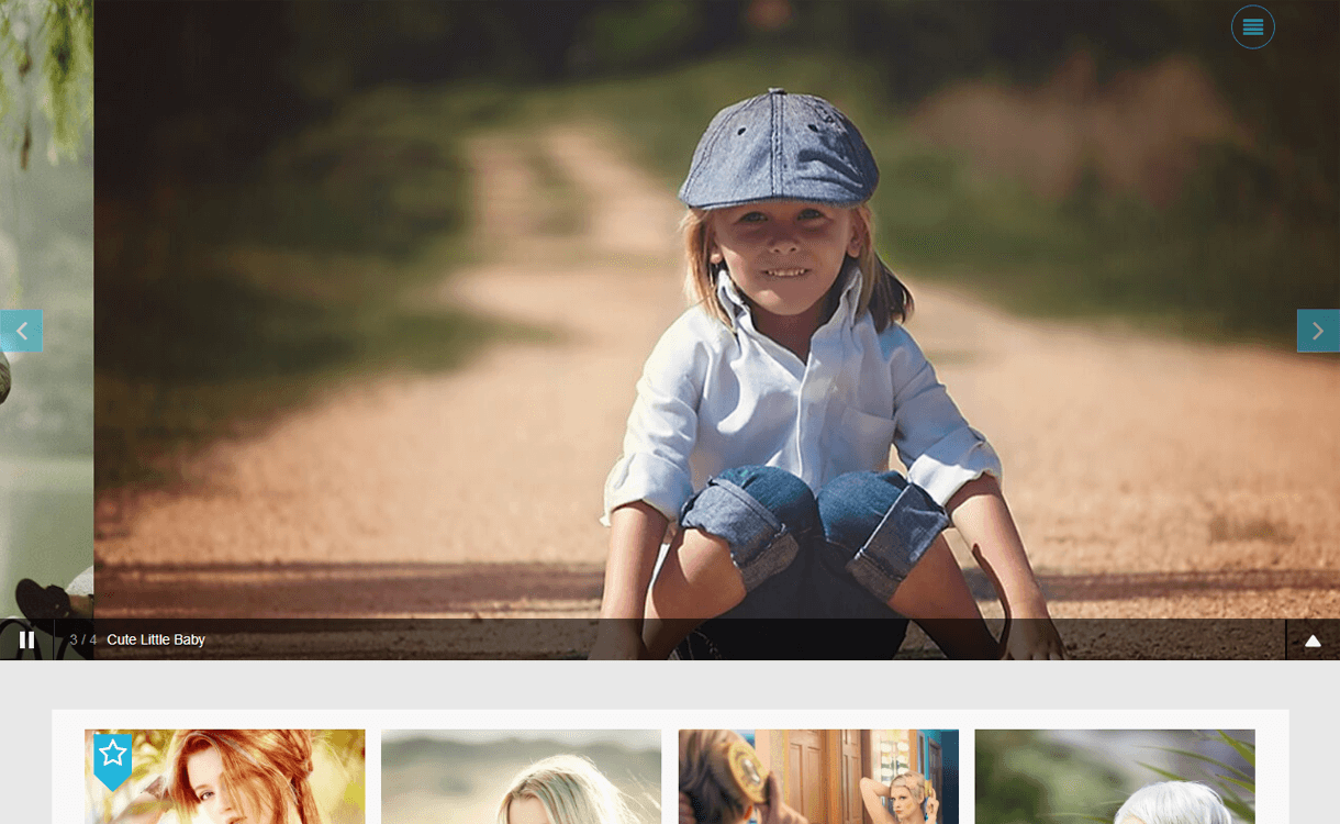 click best free photography wordpress themes - 30+ Best Free WordPress Photography Themes for 2019