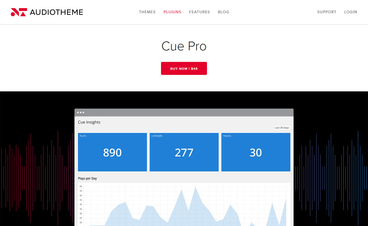 Cue Pro - Premium File Manager Plugin