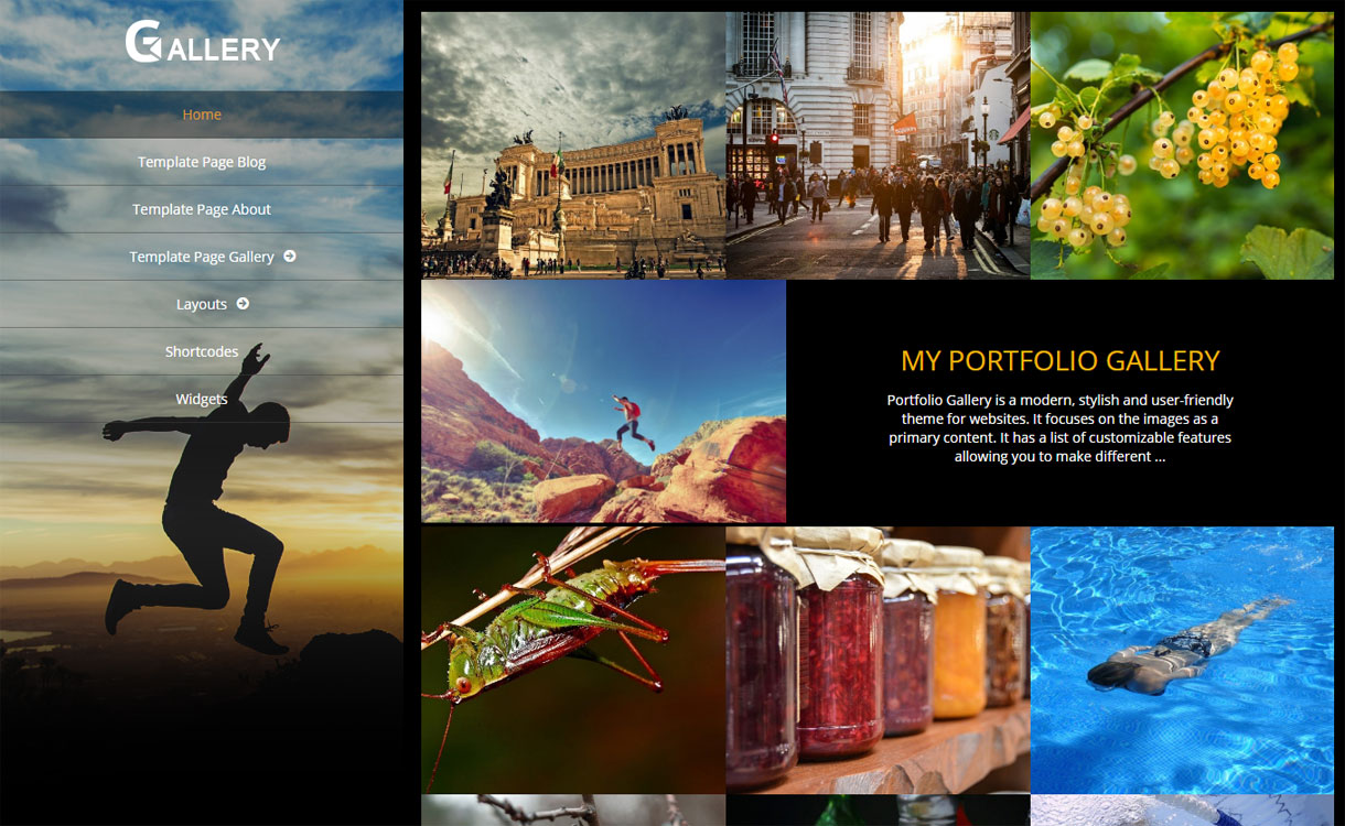 Portfolio Gallery - Premium Gallery WordPress Plugin