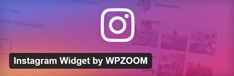 Instagram Widget - Free Social WordPress Plugin