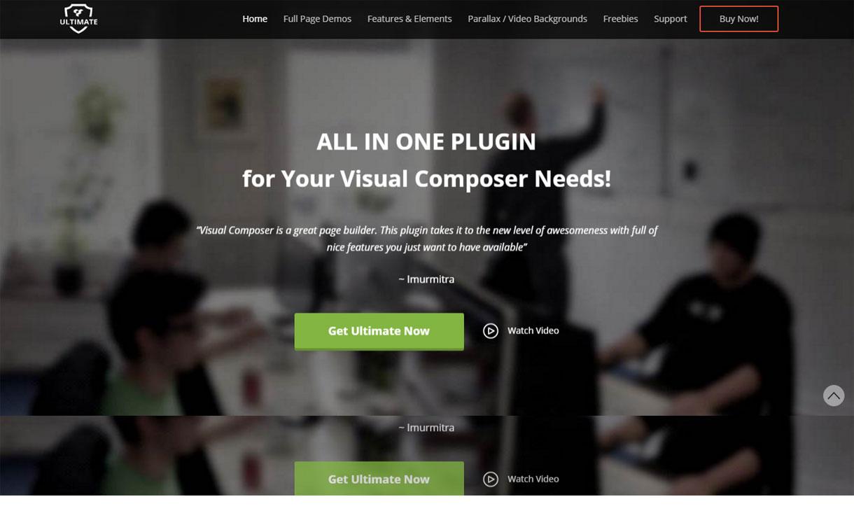 Ultimate Addons - Premium Page Builder Plugin