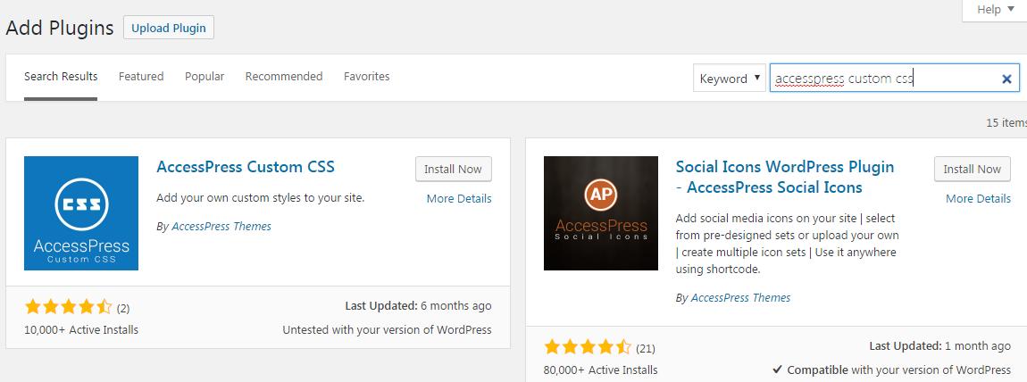 w1step2 1024x381 - How to install a new plugin in WordPress website?