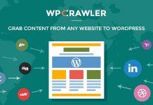 WP Crawler- Premium Content Manager Plugin