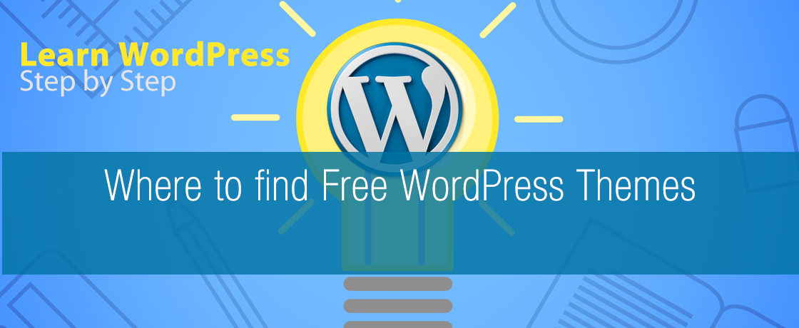 Where to find Free WordPress Themes