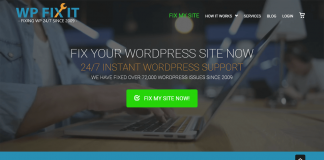 WP-Fixit-Support-Theme