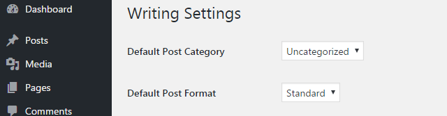 step 2 10 - How to configure writing settings in WordPress website