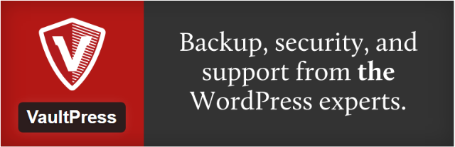 vaultpress e1490093554877 - Top 5 Premium WordPress Security Plugins